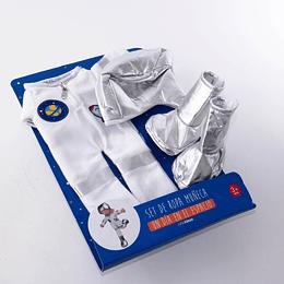 Set de Ropa Muñeca/ un día en el espacio