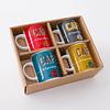 Set 4 Mini Mug Espresso