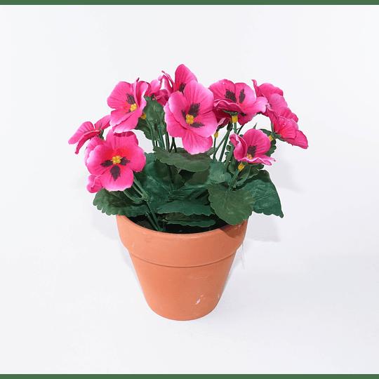 Maceta Flor