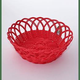 Panera Plástico Coral