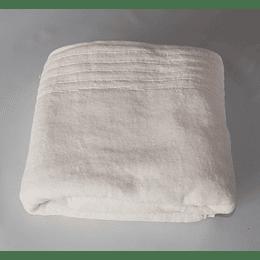 Toalla blanca 90x180 500 gramos