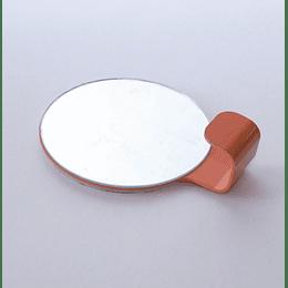 Mini Espejo Adhesivo  con Gancho