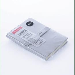 Libreta Elástico 11x15