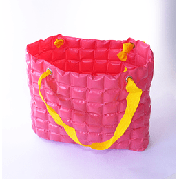 Bolso Inflable Rosado