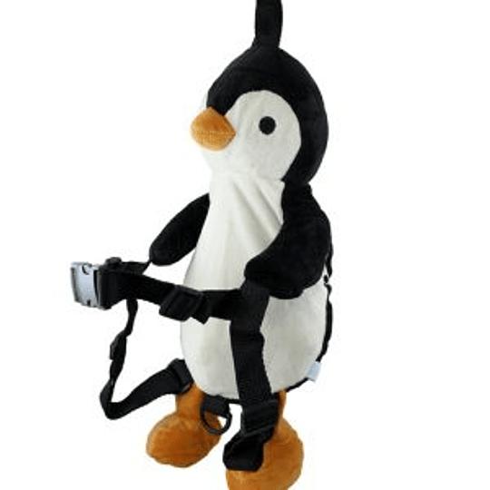 Mochila de paseo Bambino pinguino