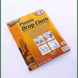Plástico Protector 3,7x2,7mts