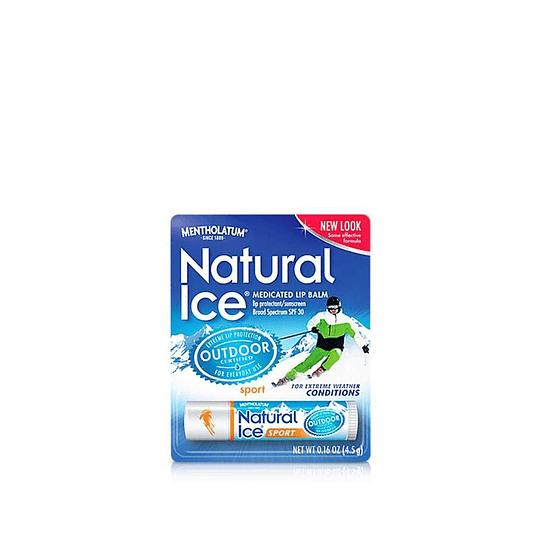 Balsamo labial Natural ice sports