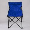 Silla Camping Plegable Azul