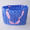 Bolso Inflable Celeste
