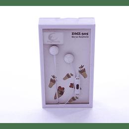 audifonos DMZ-305