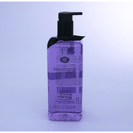 Jabón inglés lavender & bergamot the boutique collection