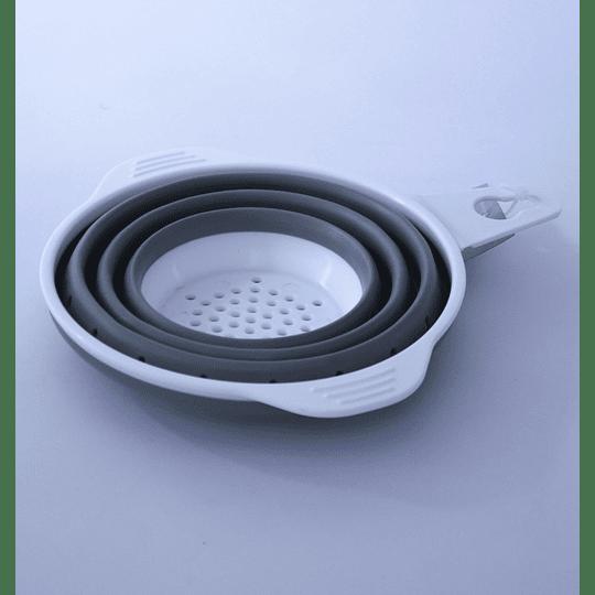 Colador plegable 13 cm