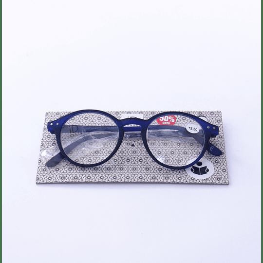 Lente lectura azul +1.50
