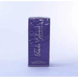 Fragancia Eau de Toilette  Tender Glance pour Femme Spray Nuvo