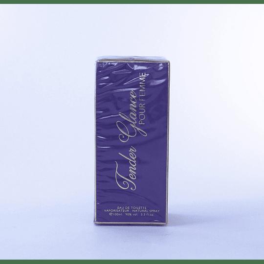 Fragancia Eau de Toilette  Tender Glance pour Femme Spray Nuvo