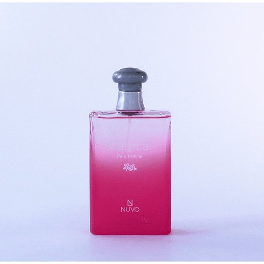 Fragancia Eau de Toilette Magical pour Femme Spray Nuvo