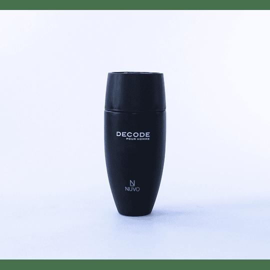 Fragancia Eau de Toilette Decode pour Homme Spray Nuvo