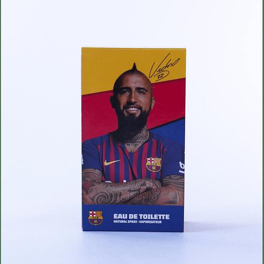Fragancia Eau de Toilette FC Barcelona