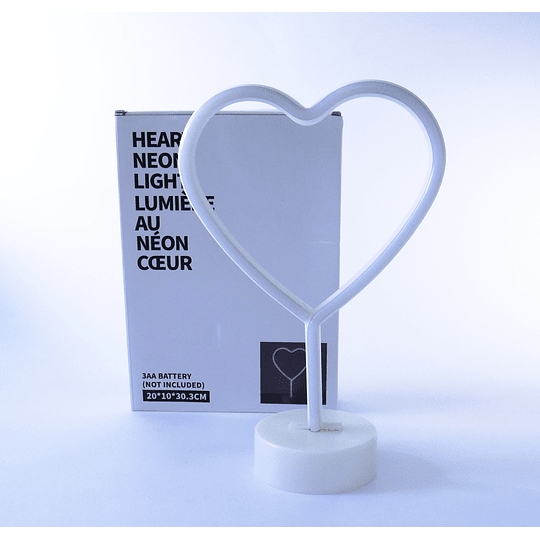 Corazón Luz Neon