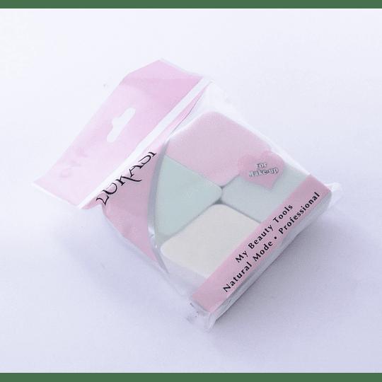 Esponja de Maquillaje Forma Marsh