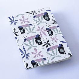 Cuaderno 20,5x13,5 Cacatúa