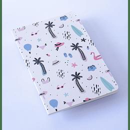 Cuaderno 20,5x13,5 Playa