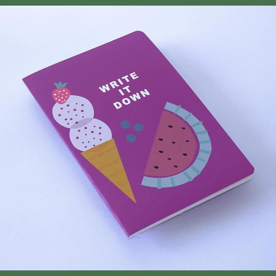 Cuaderno 20,5x13,5 Write it Down