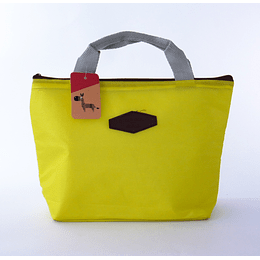 Bolsa Térmica Un Jour - amarillo fluor