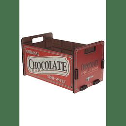 Caja Chica Chocolate Armable