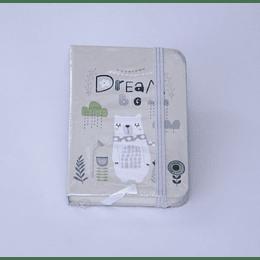 Libreta Dream 96 Hojas Tapa Dura 10,5x14,5