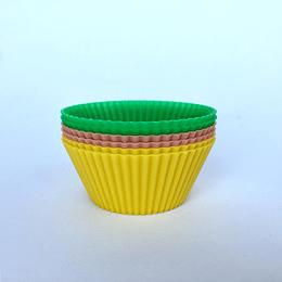 set moldes silicona  cupcake 9 cm diametro casaideas