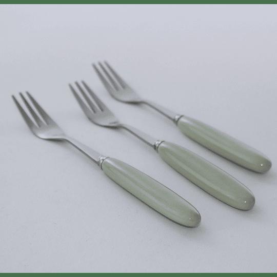 Set 3 Tenedores Cocktail  casaideas