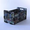 Caja Chica movie Armable 20cm x 11cm x 12cm