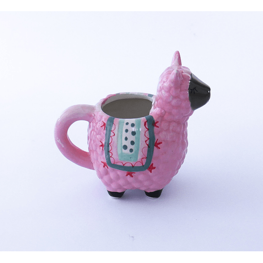 Tazón Figura Fauna Rosado