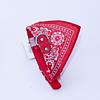 Collar Mascota Bandana Rojo