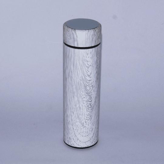 Termo  con filtro vetas Blanco
