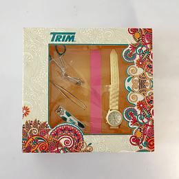 kit de regalo mujer trim 5 psc