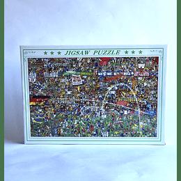 puzzle 1000 pcs  50x75 Football History
