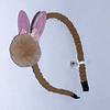 Cintillo Infantil Pompon Camel
