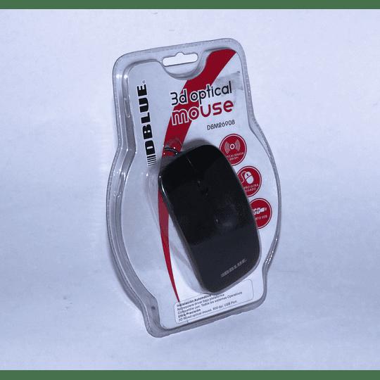 Mouse Optico 3d 800dpi