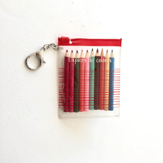 Lápices de colores mini casaideas