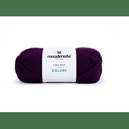 Lana Colors uva oscuro 6890