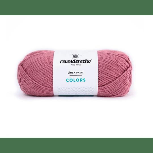 Lana Colors palo rosa 0883
