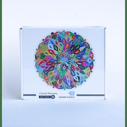Puzzle 1.000 pcs Colorful Mandala 68x68