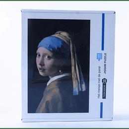 Puzzle 1.000 pcs  La Joven de la Perla - Johannes Vermeer 70x50