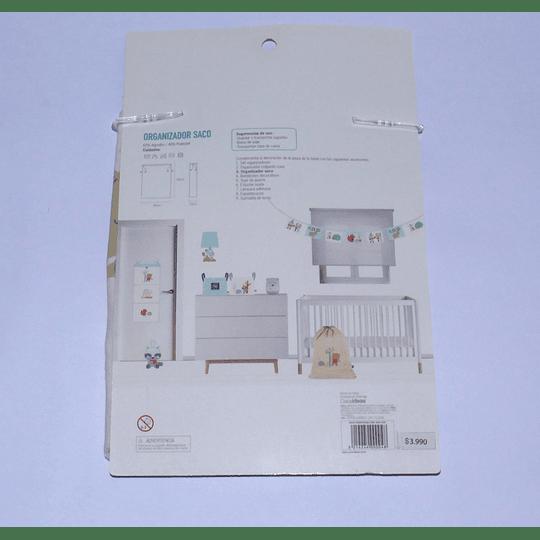 Organizador Saco Tela 40x10x50