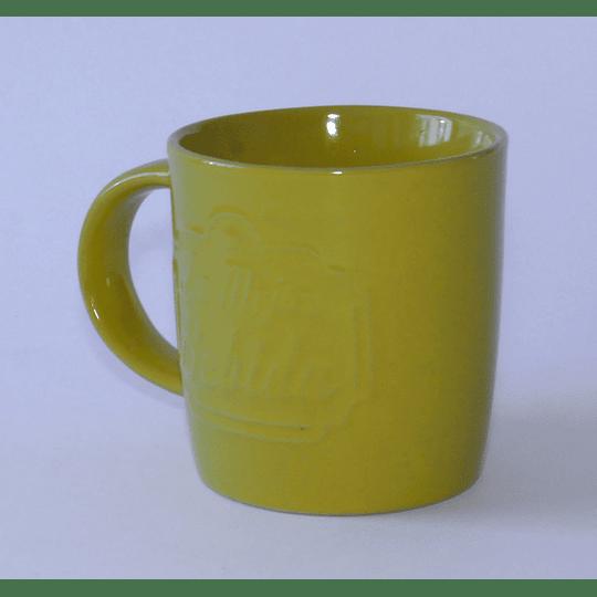 Mug Emboss Relieve La Mejor Bebida 350ml
