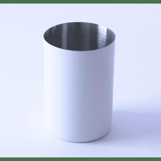 Vaso Metal Crema