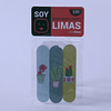 Limas Set 3 unidades Small Maceta Planta