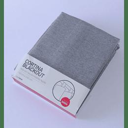 Cortina Blackout Barra / tela recubrimiento tejido